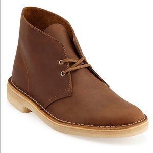 Clarks Original Desert Boot size  10 Brown leather